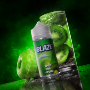 APPLE KIWI SPLASH 3 МГ BLAZE 100 МЛ