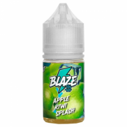 SALT ON ICE APPLE KIWI SPLASH 25 мг BLAZE 30 мл